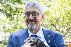 June 14, 2021: Sen. Tim Kearney attends Be the Voice for PA Pup Rally calling for all Pennsylvanians who care for dogs and their wellbeing to support Senate Bill 232 and House Bill 526.
