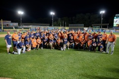 September 24, 2019: Senator Tim Kearney  participates in the 2019 Capitol All-Stars Legislative Softball Game to Benefit Hunger-Free PA and Feeding Pennsylvania.
