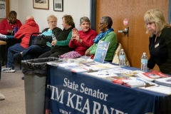 January 24, 2020: Senator Kearney hosts a 2020 Census Hiring event.