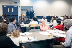 October 17, 2019: Senator Kearney joins with On  The Community Foundation for Delaware County to host community leaders and partners for lunch and conversation on the 2020 census in Delaware County to be sure everyone gets counted.