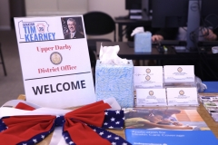 May 30, 2019: Senator Tim Kearney hosts a  celebration of the opening of our Upper Darby District Office, providing accessibility to services for  residents in the heart of our community!