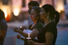 8-31-21 Sens. Kane and Kearney Candlelight Vigil