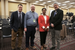 March 6, 2019: Sen. Kearney participated in the Philadelphia Food and Farm Policy Town Hall at the Philadelphia Flower Show.