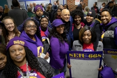 Raise the Wage Rally :: February 8, 2019