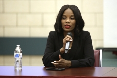 April 27, 2019: Senator Kearney participates in Blame the System Not the Victim: A Panel Discussion to End the Impact of Rape Culture and Sexual Violence in our Communities.