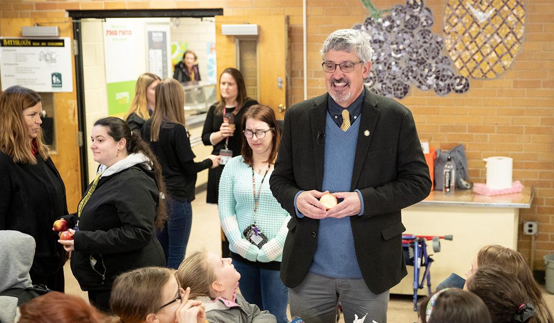 Hear the Pennsylvania Crunch with Senator Tim Kearney!