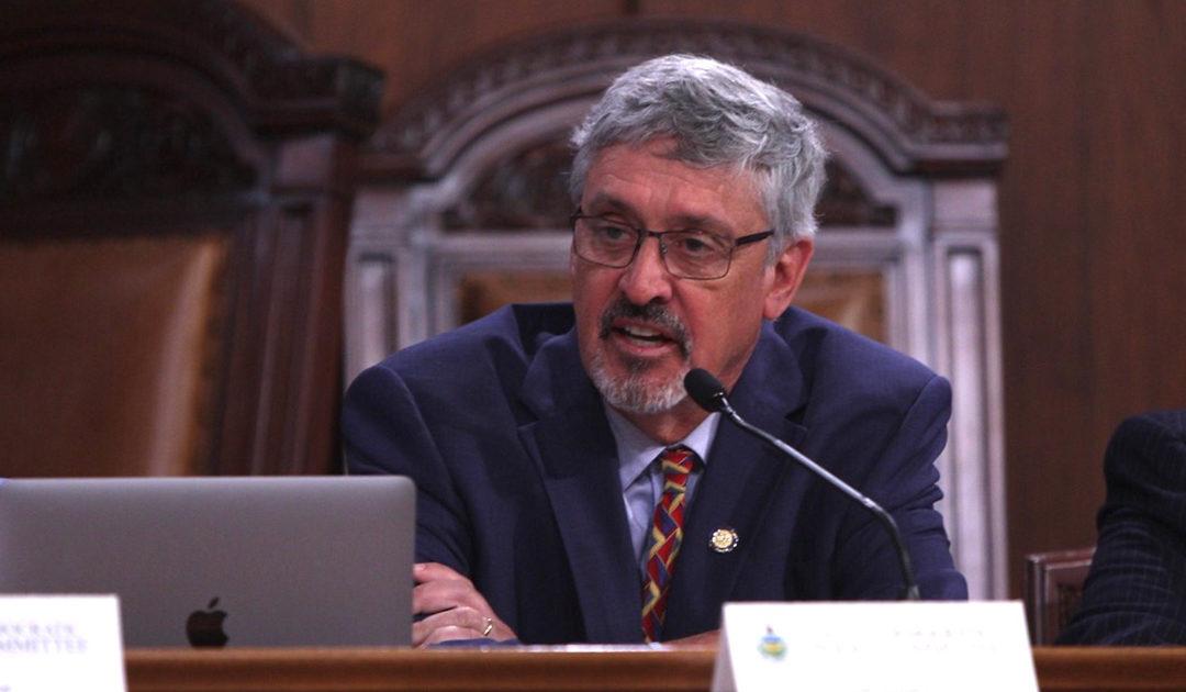 Sen. Tim Kearney Calls for Special Session on Gun Violence, Extremism