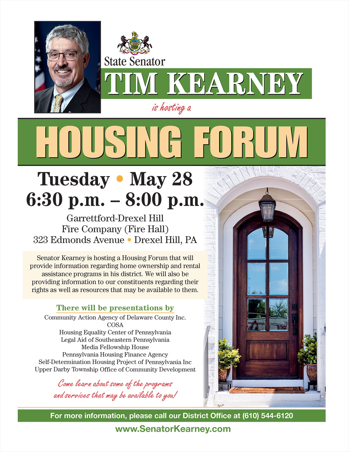 House Forum - May 28, 2019