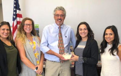 Senator Kearney Honored as Guardian of Victims' Rights