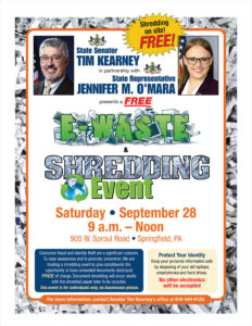 Shredding Event - September 28, 2019