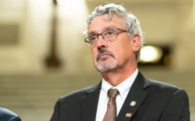 Sen. Kearney Disappointed by Limited Reforms of Statute of Limitations