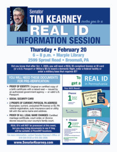 Real ID Event