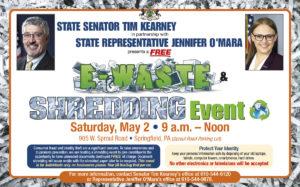Shredding Event - May 2020