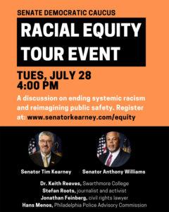 Racial Tour - July 28, 2020