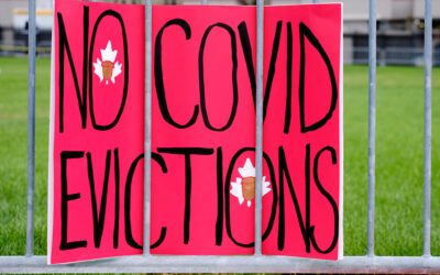 Senators Kane, Kearney, and A. Williams Urge Extension of Federal Eviction Moratorium