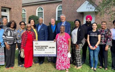 Senator Kearney Announces $50K Grant for Local Community Association in Upper Darby